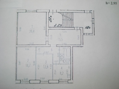 Объявление №43302371: Продаю 3 комн. квартиру. Санкт-Петербург, ул. Варшавская, 32,