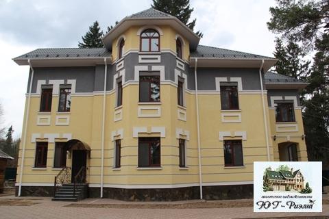 Продам дом 412 кв.м. п. Алабино - Фото 1