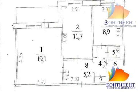 Продажа квартиры, Кемерово, Ул. Институтская - Фото 1
