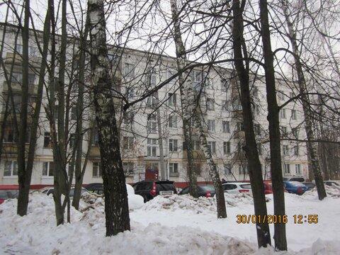 2-х комнатная кв-ра рядом с Зюзинским парком и прудом - Фото 3