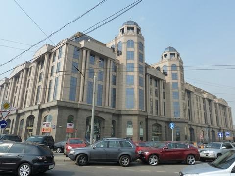 Аренда офиса, м. Баррикадная, Новинский б-р. - Фото 1