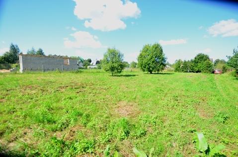 Продам участок 10 соток в деревне Сурмино - Фото 4