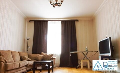 Сдается 1-комнатная квартира в Москве, район Вешняки - Фото 1
