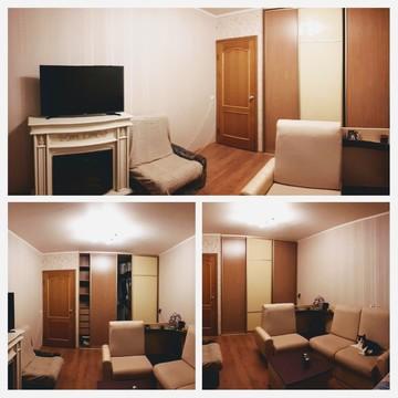 Продается отличная 1-к.кв с ремонтом и мебелью, рядом с метро - Фото 1