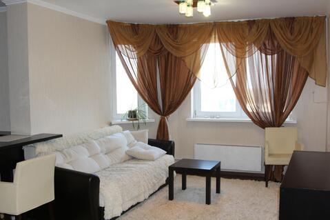 Улица Островского, дом 38, Апрелевка, 2-комнатная квартира 82 кв.м. - Фото 1
