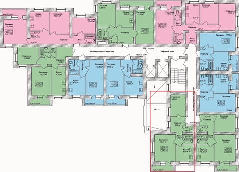 Продается новая 2х-комнатная квартира в сданном доме - Фото 2