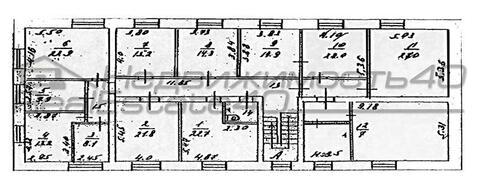 267 кв.м. 3-й этаж офисного здания - Фото 5