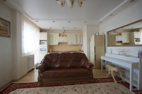Квартира с большой кухней и гостиной - Фото 4