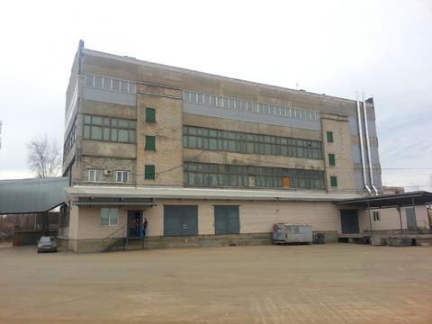 Продам производственно-складской комплекс 6545 кв.м. - Фото 3