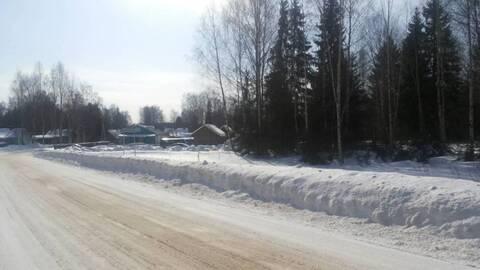 Продается земля 901 соток, деревня Ширмакша - Фото 2