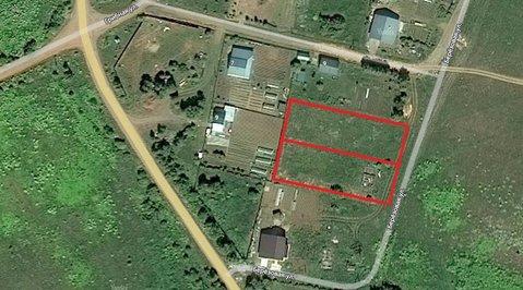 Продажа участка, м2, д Никуленки, Грибная, д. 1 - Фото 2