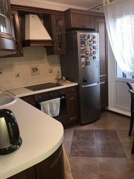 2ккв с хорошим ремонтом и кухонной мебелью, Ленинский пр 76 - Фото 4