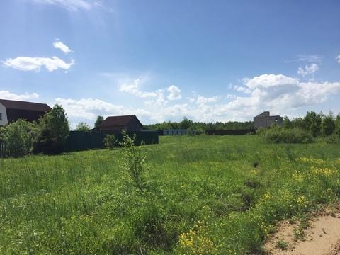 15 сот. с панорамным видом, д. Сазонки, 45км от МКАД по Дмитровскому ш - Фото 5