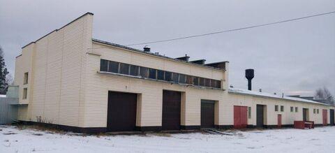 Производственно - ремонтная база - Фото 1
