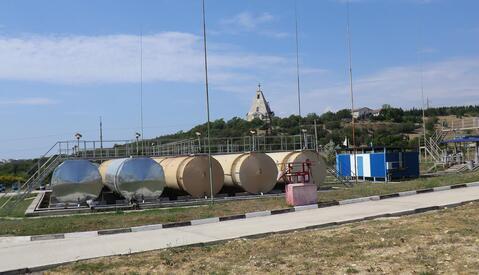 Нефтебаза в Севастополе - Фото 1