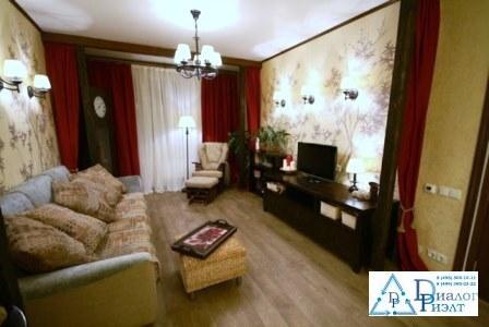 Сдается 2-комнатная квартира в Москве, район Некрасовка - Фото 1