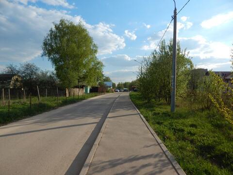 Земельный участок 5,5 соток в 5 км от МКАД по Новорижскому шоссе, . - Фото 3