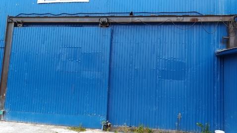 Производственно-складское помещение на Новорязанском шоссе. - Фото 1