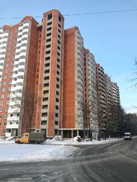 1-но ком. квартира 42 кв. м 4/17 к Домодедово, ул. Гагарина 63 сек. №8 - Фото 1