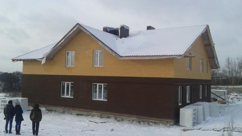 Продам квадрохаус 120м2 п. Рублево-Медвенское - Фото 1