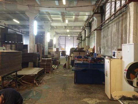 Производственно-складское помещение 792 м2, 1 этаж - Фото 1