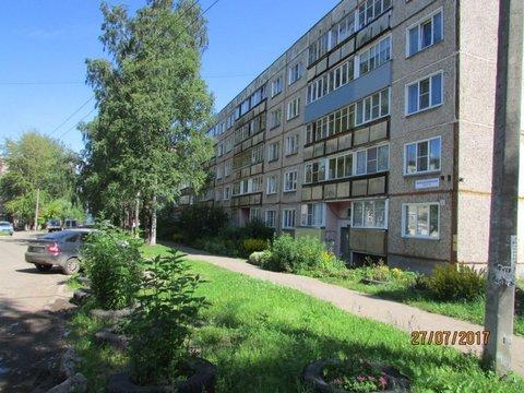 Продажа 2-комнатной квартиры, 53.5 м2, г Киров, Вершининский переулок, . - Фото 1
