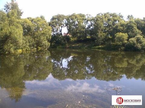 Участок у воды рядом с лесом 15 соток, 30 км от МКАД по Калужскому ш. - Фото 3