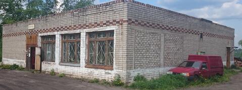 Здание магазина, 300,5 кв.м. - Фото 1