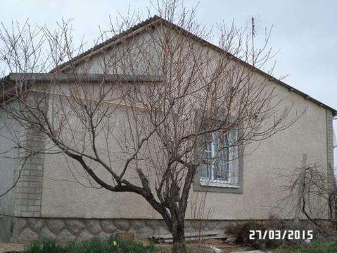 Продажа дома, Орехово, Сакский район, Ул. Степная - Фото 1