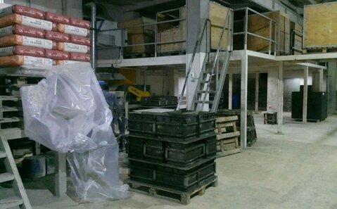 Производственное помещение 940 кв.м, 160 тысяч рублей в месяц - Фото 3