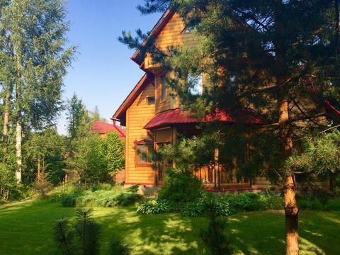 Дом рядом с Апрелевкой в аренду, коттеджный поселок Аметист - Фото 2
