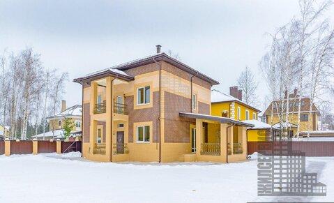 Коттедж с отделкой 380 кв.м, рядом Пироговское вдхр, прописка - Фото 3