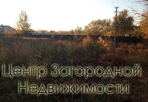 Участок, Киевское ш, Минское ш, 24 км от МКАД, Крекшино д. . - Фото 1