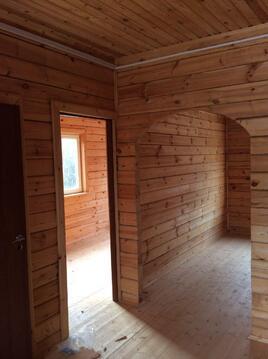 Дом из бруса 140 м2 у леса, СНТ Губкино - Фото 3