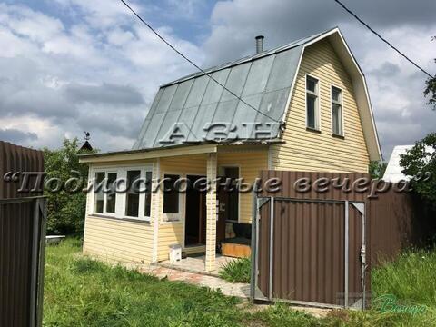 Новорижское ш. 60 км от МКАД, Иглово, Дача 60 кв. м - Фото 1