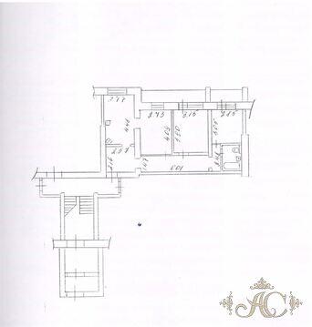 Продаю 3 комнатную квартиру, Домодедово, ул Северная, 2 - Фото 4