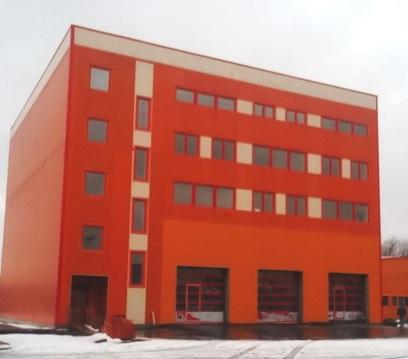 Административный корпус 3200кв.м. и проект склада 13200 кв.м. - Фото 1