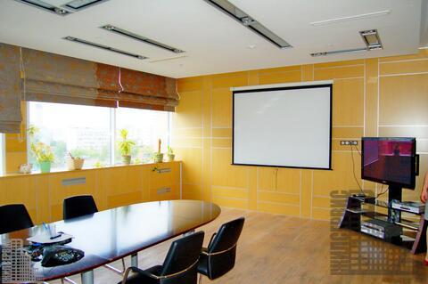 Офис 1100м в бизнес-центре у метро Калужская - Фото 3