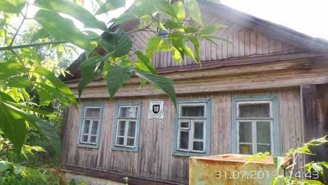 Продажа: дом 56 м2 на участке 10 сот - Фото 1