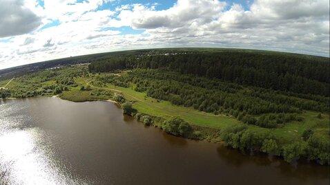 Эксклюзивный участок 459 соток, ИЖС, на первой линии реки Волга - Фото 4