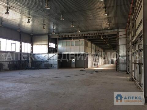Аренда помещения пл. 870 м2 под склад, производство, , Апрелевка . - Фото 5
