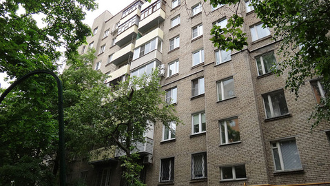 Продается 3-х комнатная квартира в 6 мин/пешком от мцк Зорге - Фото 1