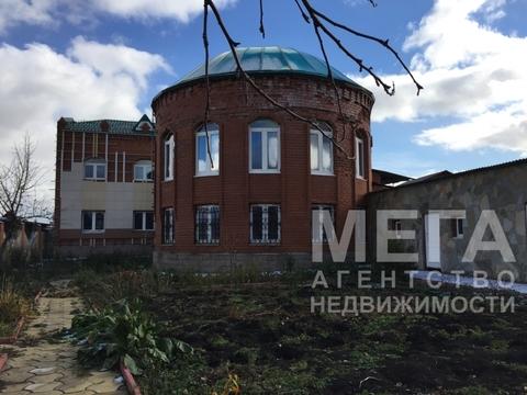 Огромный дом в поселке Шершни с бассейном и зимним садом - Фото 3