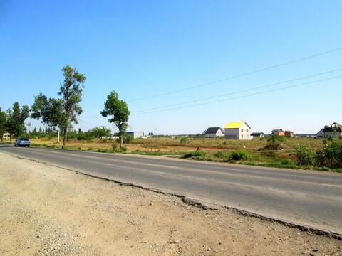 10 соток под коммерцию с широким фасадом 36 метров Краснодар
