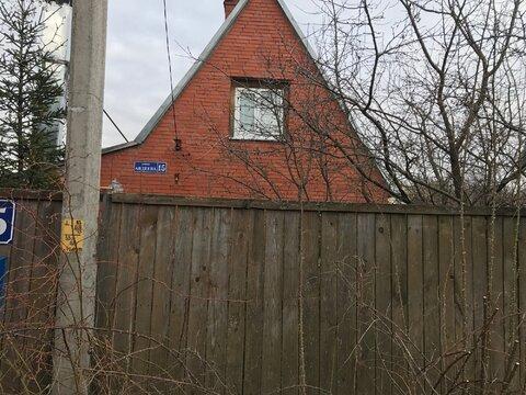 Дом с газом в г.Чехов - Фото 1