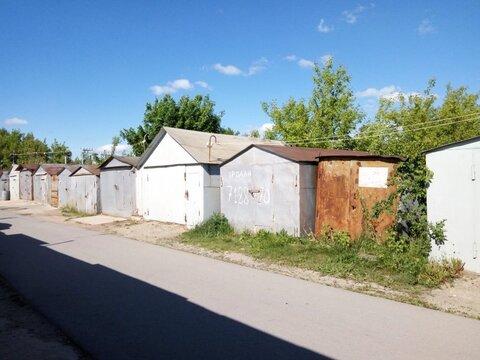 Гараж: г.Липецк, Елецкое шоссе - Фото 1