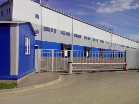 Складской комплекс 12540 м. класса в+ в Одинцовском р-не - Фото 1