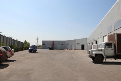 Холодный склад, производство. 10 минут от города 500 кв.м. - Фото 2