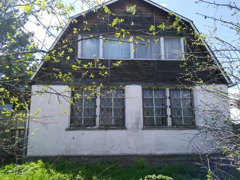 Участок с домом рядом с Истринским водохранилищем - Фото 4