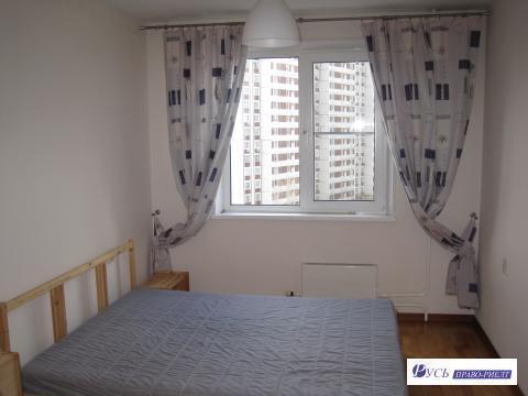 На Академической сдаётся 2-х комнатная квартира на длительный срок - Фото 3